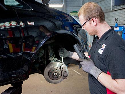 remmenservice auto remmen controleren