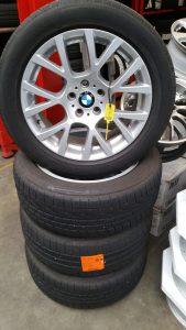 BMW 5-serie wielenset
